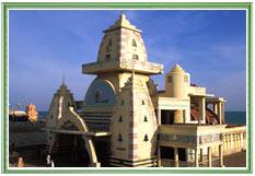 Gandhi Memorial, Kanya Kumari